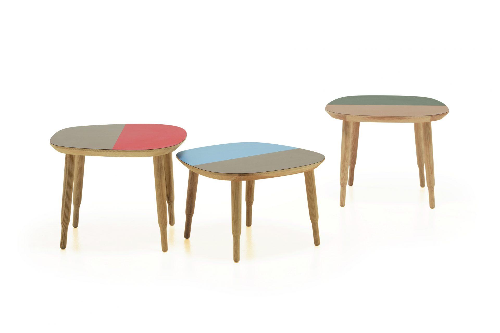 Bump - tavolini L'Abbate