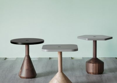 Pezzo - tavolini Miniforms