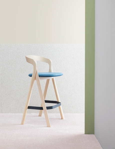 Diverge Stool - sgabello Miniforms