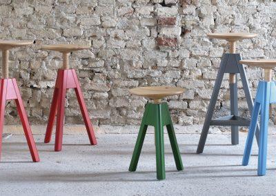Vitos - sgabello Miniforms
