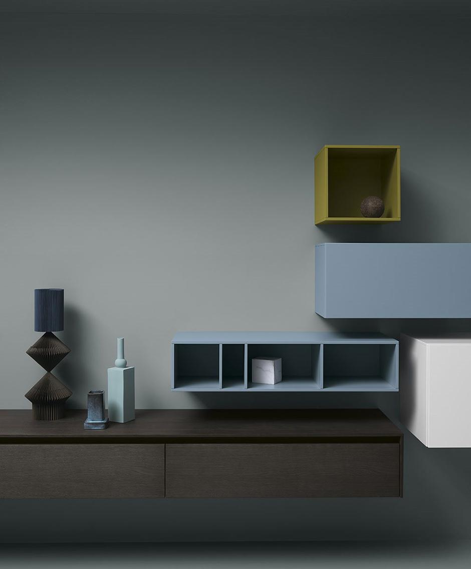 Box 1 - soggiorno Md House